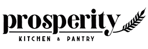 Prosperity Kitchen and Pantry Logo